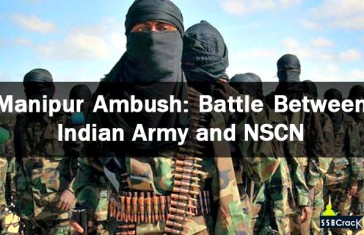 Manipur Ambush Battle Between Indian Army and NSCN