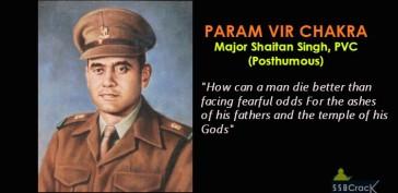 Story Of Major Shaitan Singh, Param Vir Chakra