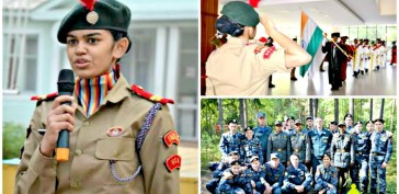 Story Of This NCC Cadet Is Enough To Motivate You