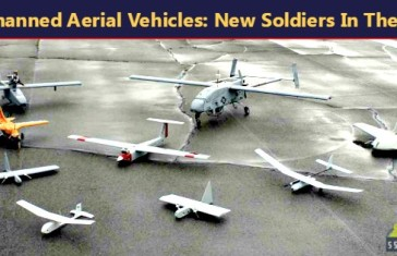 Unmanned Aerial Vehicles New Soldiers In The Sky