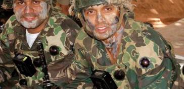 rahul dravid army