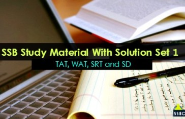 ssb study material free download