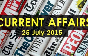 25-July-2015-Current-Affairs