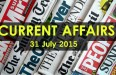 31-July-2015-current-affair