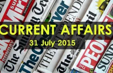 31-July-2015-current-affair