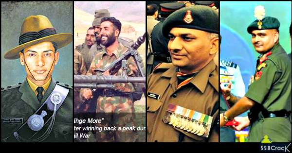 4 Kargil War Heroes Who Received Param Vir Chakra