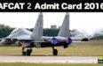 AFCAT-2-2016-Admit-Card