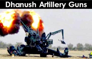 Dhanush-155mm-artillery-gun-indian-army