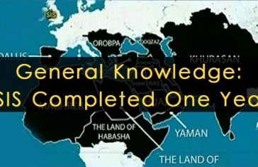 General-Knowledge-ISIS-Completed-One-Year