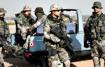 Indian Air Force Commandos