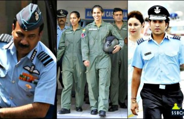 Join Indian Air Force As An Officer
