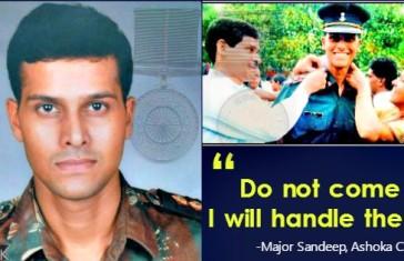 Major Sandeep Unnikrishnan AC