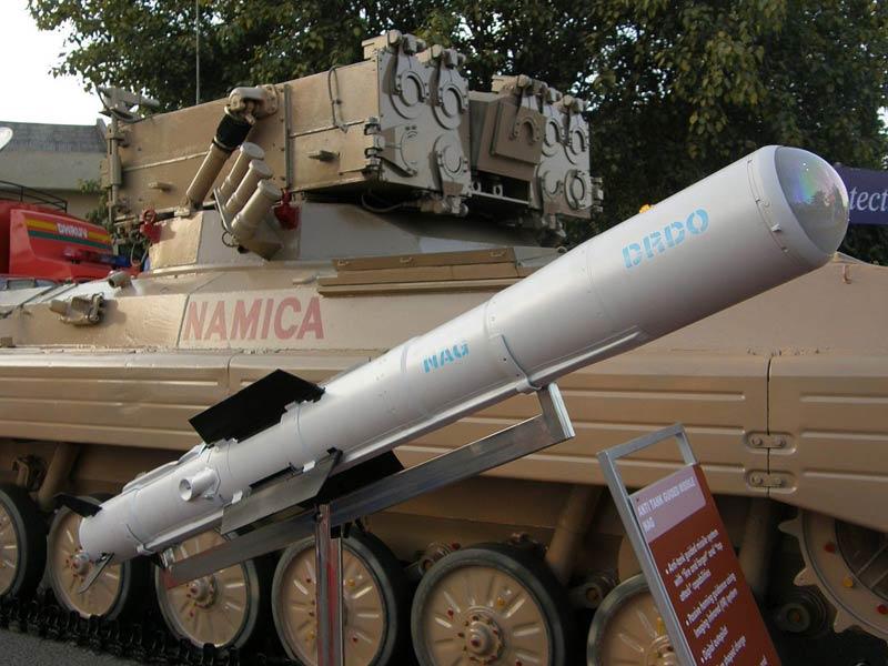 NAG Missile System