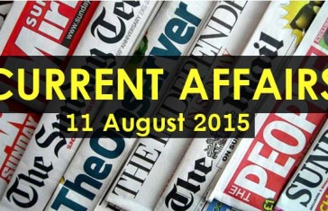 11-August-2015-Current-Affairs