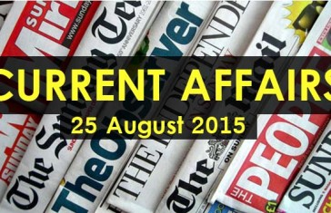25-August-2015-Current-Affairs