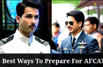 5 Best Ways To Prepare For AFCAT Exam 2015