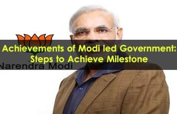 Achievements-of-Modi-led-Government-Steps-to-Achieve-Milestone