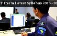 EKT exam latest syllabus 2015 2016