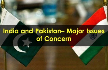 India-and-Pakistan–Major-Issues-of-Concern