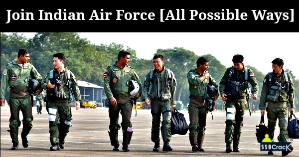 how to enter in indian air force