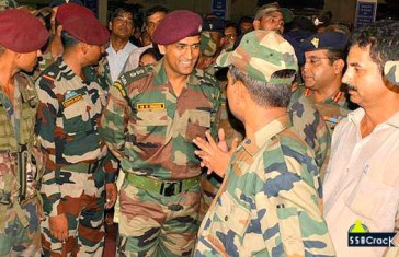 MS Dhoni has become a qualified paratrooper