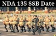NDA 135 ssb dates