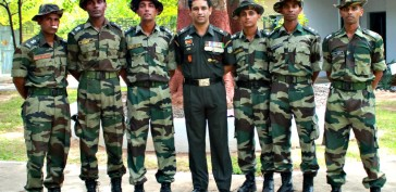 indian army para commandos