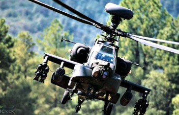 Apache Indian Air Force