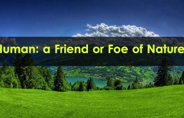 Human-a-Friend-or-Foe-of-Nature