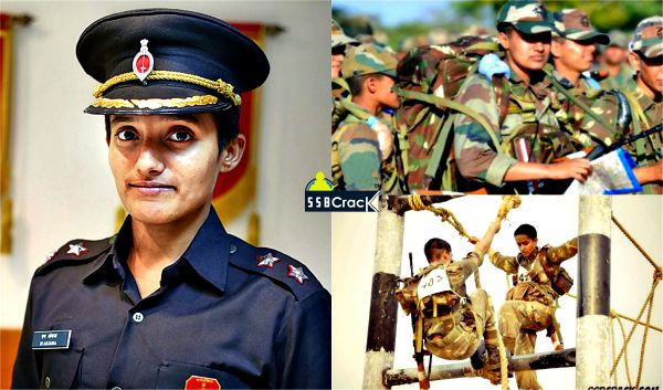 Life Of Women In Armed Force
