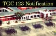 TGC 123 Notification