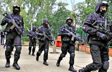 The Indian Army Is Simulating War Against Pakistan
