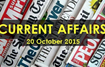 20-October-2015-current-affairs