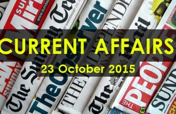 23-october-2015-current-affairs
