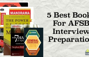 5 Best Books For AFSB Interview Preparation