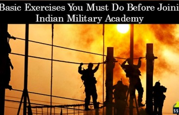 7 Basic Exercises You Must Do Before Joining Indian Military Academy
