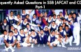 Frequently Asked Questions in SSB (AFCAT and CDS) Part-1