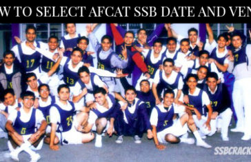 How To Select Right Date and Venue For AFSB Interview 2018