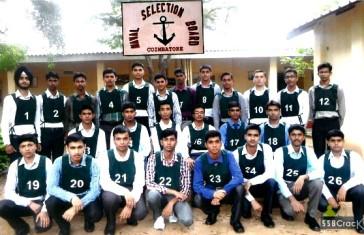 indian navy ssb interview