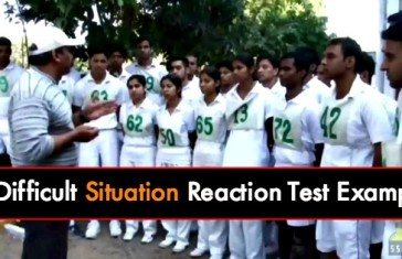 10 Difficult Situation Reaction Test Examples