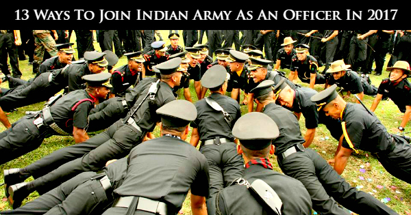 Bloggers Join In Welcoming U S Cultural Affairs Officers: 13 Ways To Join Indian Army As An Officer In 2018