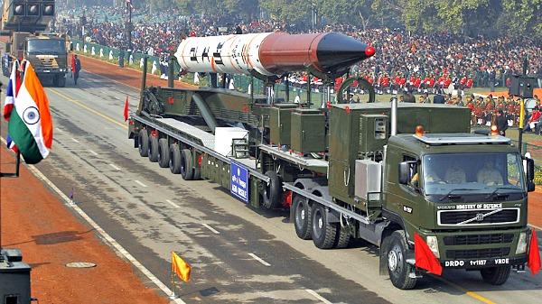 Agni IV Missile