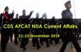 Current Affair 21-22 November 2015