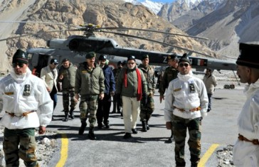 Indian Army High Altitude