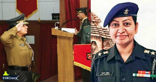 Lt Col. Mitali Madhumita