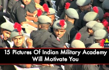 15 Pictures Of Indian Military Academy Will Motivate You To Join Army
