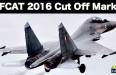 AFCAT 2016 Cut Off Marks