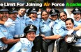 Age Limit For Joining Air Force Academy