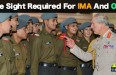 Eye Sight Required For IMA And OTA