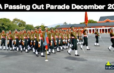 IMA Passing Out Parade December 2015